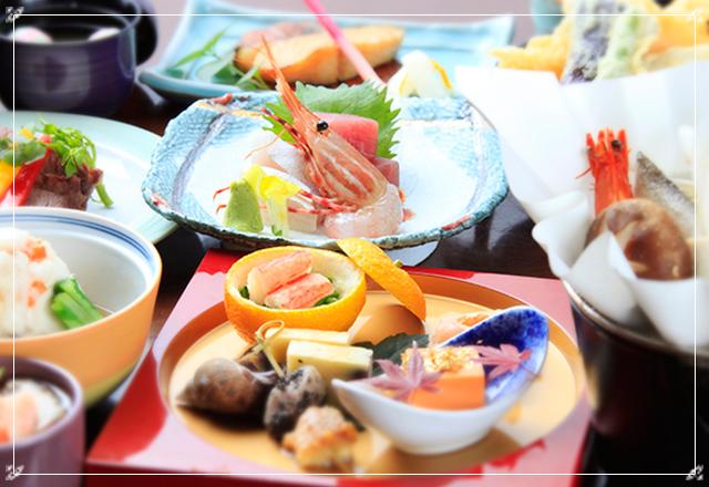 静岡県駿河湾の地物の食材を使った自慢のお料理